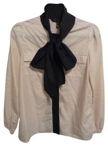 Marc by Marc Jacobs Button Down Shirt Blush, Lavender, Black