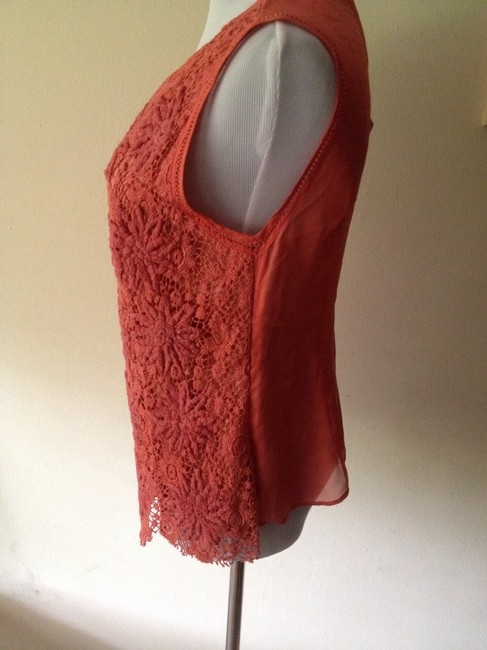Moschino Top Coral