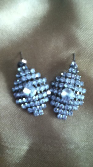 Other vintage rhinestone earring