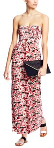 Red Carter RED CARTER Coverup Maxi Dress L Pink multi