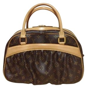 Louis Vuitton Satchel in Classic monogram