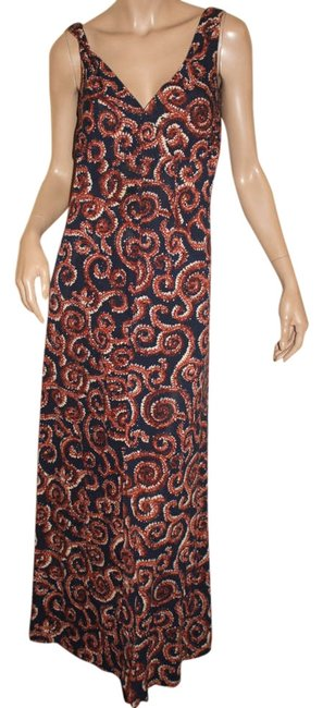 Preload https://item3.tradesy.com/images/tory-burch-blue-with-red-and-white-geometric-swirls-long-casual-maxi-dress-size-2-xs-304162-0-0.jpg?width=400&height=650