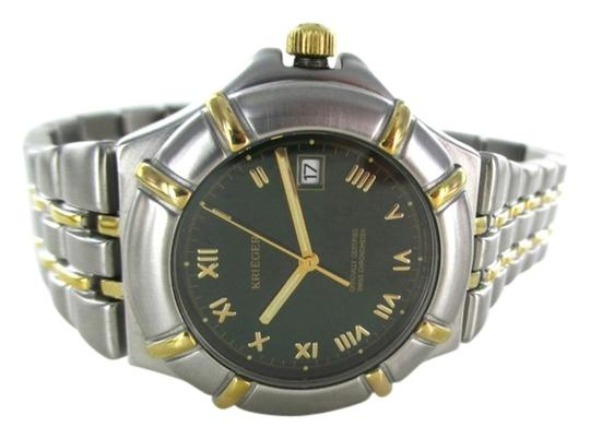 Preload https://item2.tradesy.com/images/krieger-krieger-lunar-1406-watch-two-tone-stainless-steel-and-gold-tone-date-gents-swiss-3041656-0-0.jpg?width=440&height=440
