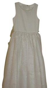 Rosebud flower girl Dress