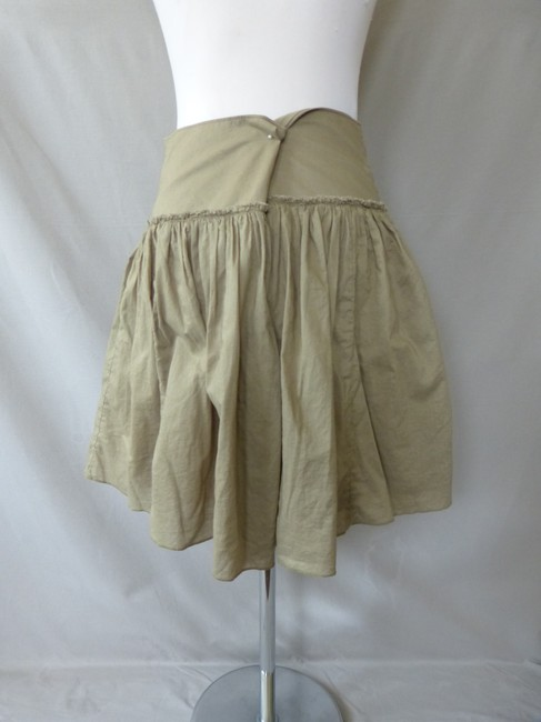 Gap Skirt Green