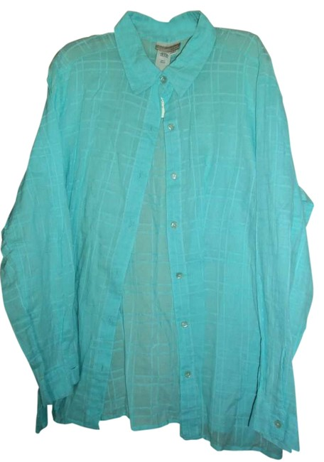 Preload https://img-static.tradesy.com/item/304298/coldwater-creek-baby-blue-no-button-down-top-size-20-plus-1x-0-0-650-650.jpg