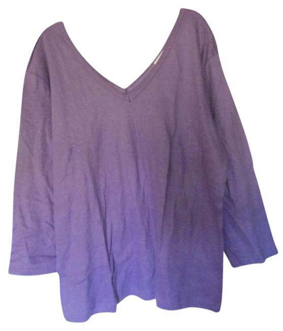 Preload https://item1.tradesy.com/images/coldwater-creek-lilac-tee-shirt-size-16-xl-plus-0x-304310-0-0.jpg?width=400&height=650