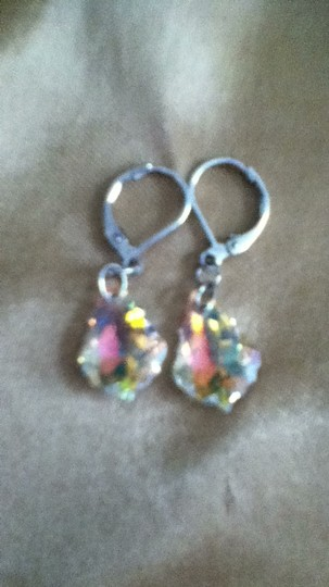 Other crystal earring
