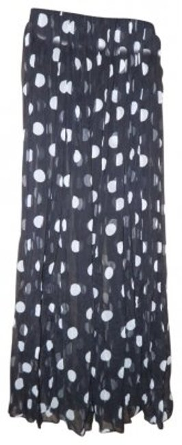 Preload https://item1.tradesy.com/images/black-sheer-with-polka-dots-see-thru-flowing-ankle-length-maxi-skirt-size-petite-6-s-30445-0-0.jpg?width=400&height=650