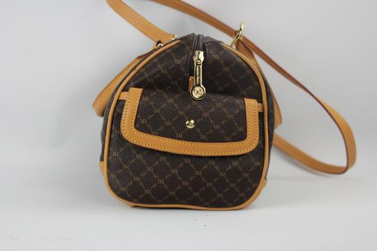 Rioni Satchel in Brown Rioni