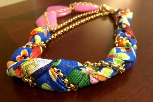 Other Nugaard Braided Chain and Fabric Statement
