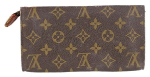 Louis Vuitton Louis Vuitton Monogram Cosmetic Pochette Clutch Toiletry Pouch LVAV204