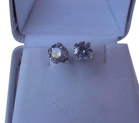 Preload https://item4.tradesy.com/images/white-150ct-brilliant-cut-diamonds-14k-gold-studs-earrings-304633-0-0.jpg?width=440&height=440