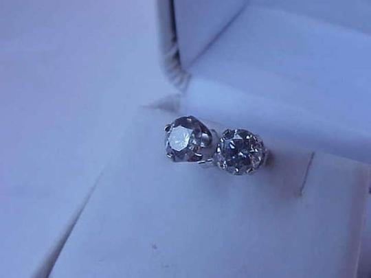 Other 1.50ct brilliant cut diamonds 14k white gold studs earrings $8300