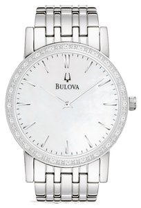 Bulova Bulova Male Classy Watch 96E110 Silver Analog
