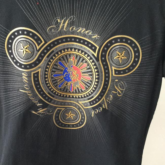 Ego Vintage Script Honor Respect Freedom Unisex World Stars Millitary Support Vets Troups Proud Loyal T Shirt Black Gold Red Blue*