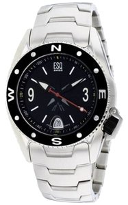 ESQ ESQ Male Dress Watch 7301121 Silver Analog
