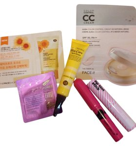 face shop Korean Makeup