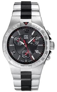 ESQ ESQ Male Dress Watch 7301104 Silver Analog
