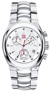 ESQ ESQ Male Dress Watch 7301223 Silver Analog