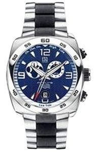 ESQ ESQ Male Dress Watch 7301144 Silver Analog