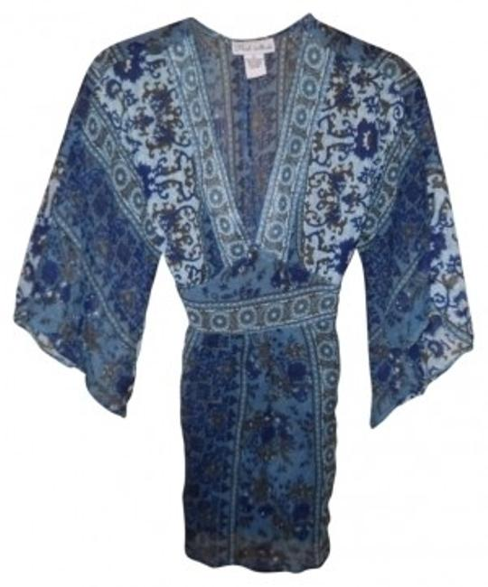 Preload https://item2.tradesy.com/images/shades-of-blue-hippy-chic-blouse-size-petite-8-m-30476-0-0.jpg?width=400&height=650
