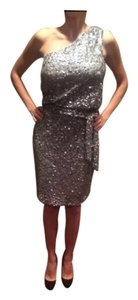 Aidan Mattox Sparkle Sequin Dress