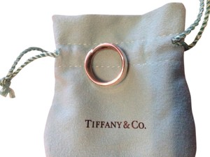 Tiffany & Co. Elsa Peretti Tiffany Ring in Silver SIze 6 Leaf design