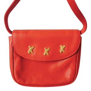 Paloma Picasso Vintage Messenger Cross Body Bag