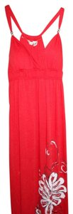 Red Maxi Dress by Derek Heart