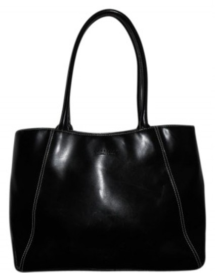 Preload https://img-static.tradesy.com/item/30486/kenneth-cole-reaction-classic-black-leather-tote-0-0-540-540.jpg