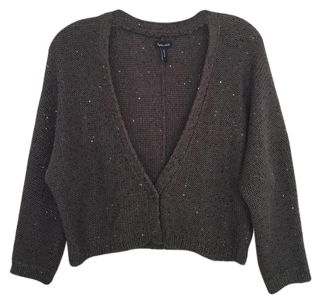 Splendid Sequin Cardigan