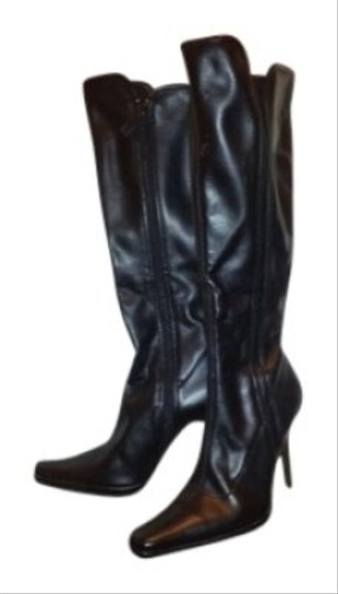 Chinese Laundry Sexy Stiletto Heel New Knee High Black Boots