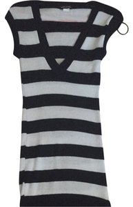 Wet Seal short dress Black And White on Tradesy