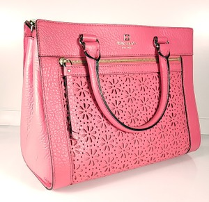 Kate Spade Tote Discount Outlet Satchel in Peony