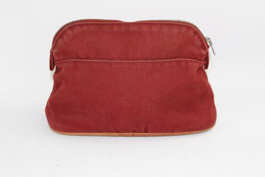 Hermès [ENTERPRISE]Cosmetic Pouch Case Make Up Bag HTL47
