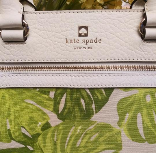 Kate Spade Romy Tote Discount Satchel in WHITE