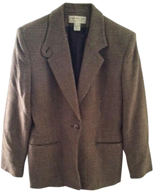 Jones New York brown Blazer