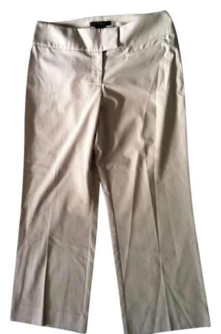 The Limited Capris khaki