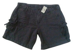 American Eagle Outfitters Mini/Short Shorts Chambray Grey