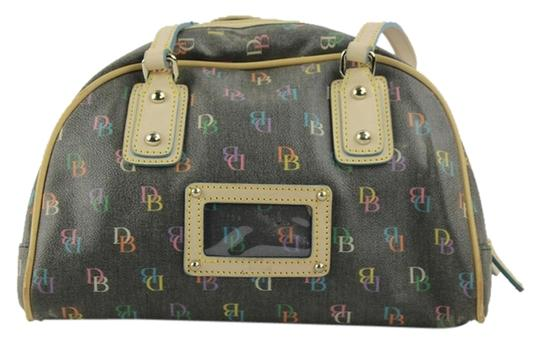 Dooney & Bourke Satchel in Multicolored