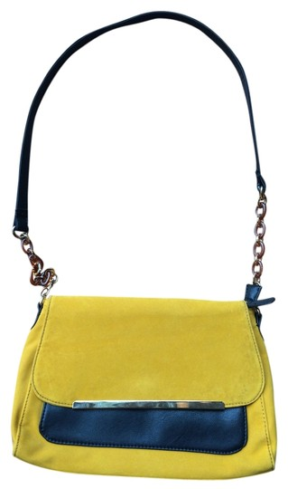 Preload https://item3.tradesy.com/images/urban-oxide-suede-plether-cross-body-bag-yellow-3054277-0-0.jpg?width=440&height=440