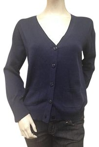 Other Jenny Petite 100 Cotton V Neck Button Front Cardigan Pl Sweater