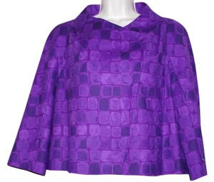 Vera Wang Purple Jacket