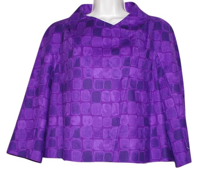 Preload https://item3.tradesy.com/images/vera-wang-purple-cotton-polyester-multicolored-short-pea-coat-size362-spring-jacket-size-2-xs-3055627-0-0.jpg?width=400&height=650
