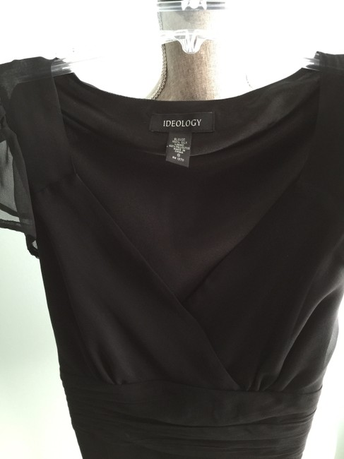 Other Night Out Tops Night Out Silk Tops Size Small Tops Size Small Top Black