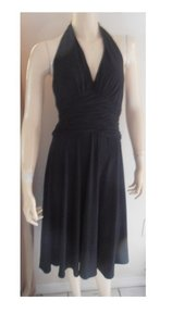 Jones New York short dress black on Tradesy
