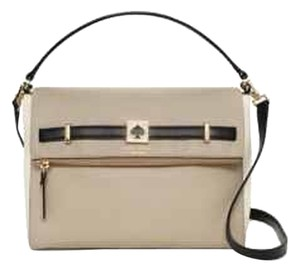 Kate Spade Mari Maria Tan Satchel in Multi