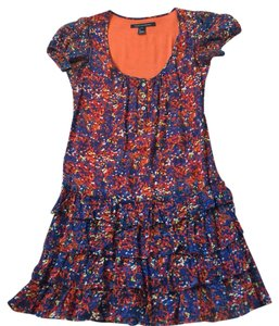French Connection short dress Summer Fun Floral Layers on Tradesy