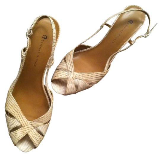 Preload https://item3.tradesy.com/images/etienne-aigner-beige-with-snakeskin-textures-sandals-size-us-8-306007-0-0.jpg?width=440&height=440